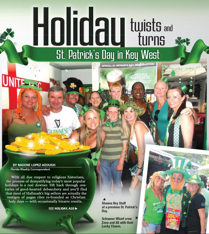 Nett St. Patrick Day Malvorlagen Religiös Fotos - Beispiel ...