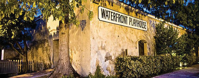 The historic Waterfont Playhouse is located near Mallory Square. COURTESY PHOTO