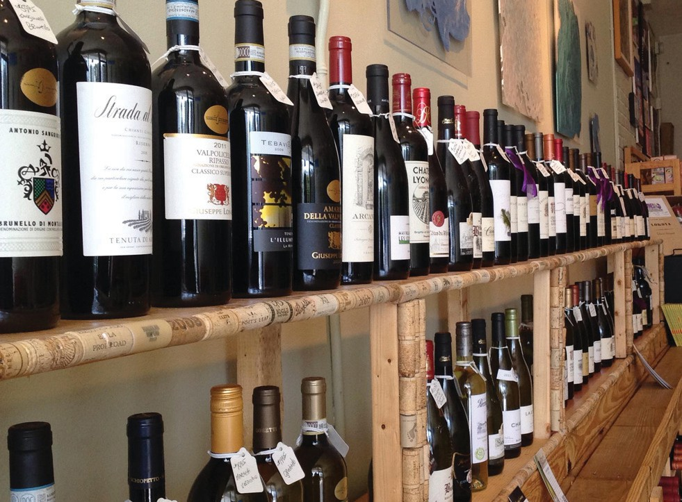 Do you love wine? UVA has a wide selection to choose from. COURTESY PHOTO