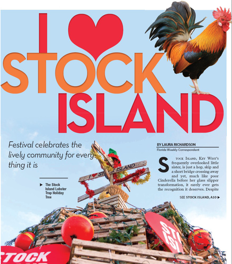 I LOVE STOCK ISLAND | Key West Florida Weekly | Key West News