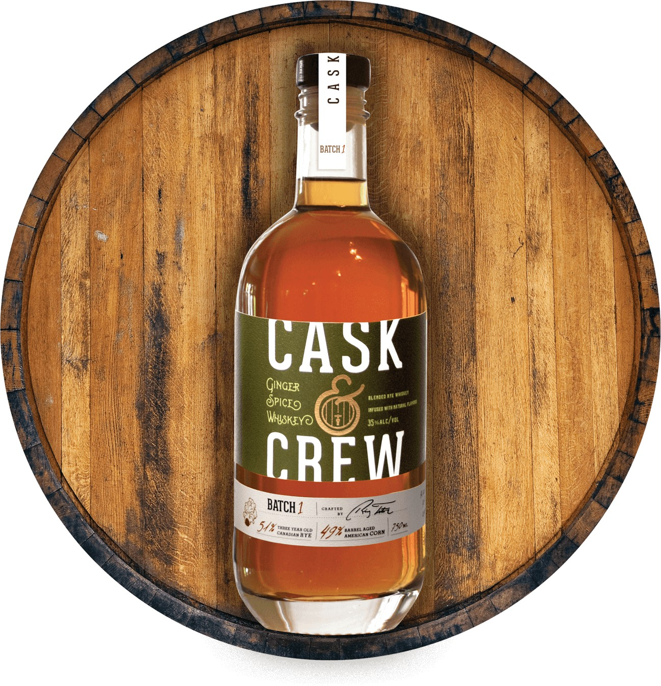 Are you a whiskey lover? Then you will love sampling the varieties of Cask and Crew. COURTESY PHOTO