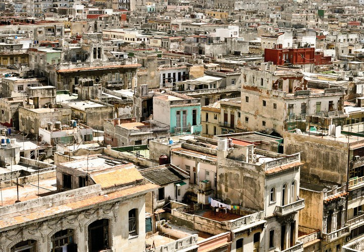 "This photo, titled ""Havana Rooftops,""is part of the ongoing ""Homegrown"" exhibition by photographer and Key West native Michael Morrero at Gallery on the Greene, 606 Greene Street. COURTESY PHOTO"