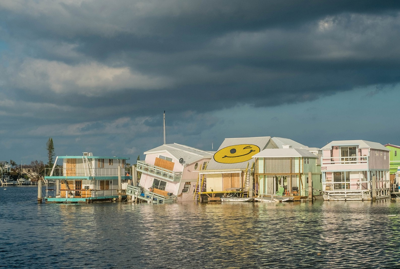 "The photo above, by Mark Hedden, will be part of the ""Storm Tossed"" exhibition, a multimedia work about Hurricane Irma. MARK HEDDEN / COURTESY PHOTO"