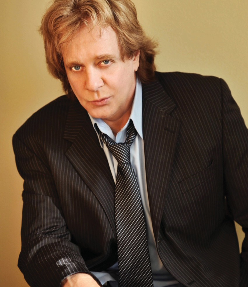 Eddie Money has been a frequent visitor to Key West and is looking forward to his New Year's Eve Concert at the new Key West Amphitheater. COURTESY PHOTO