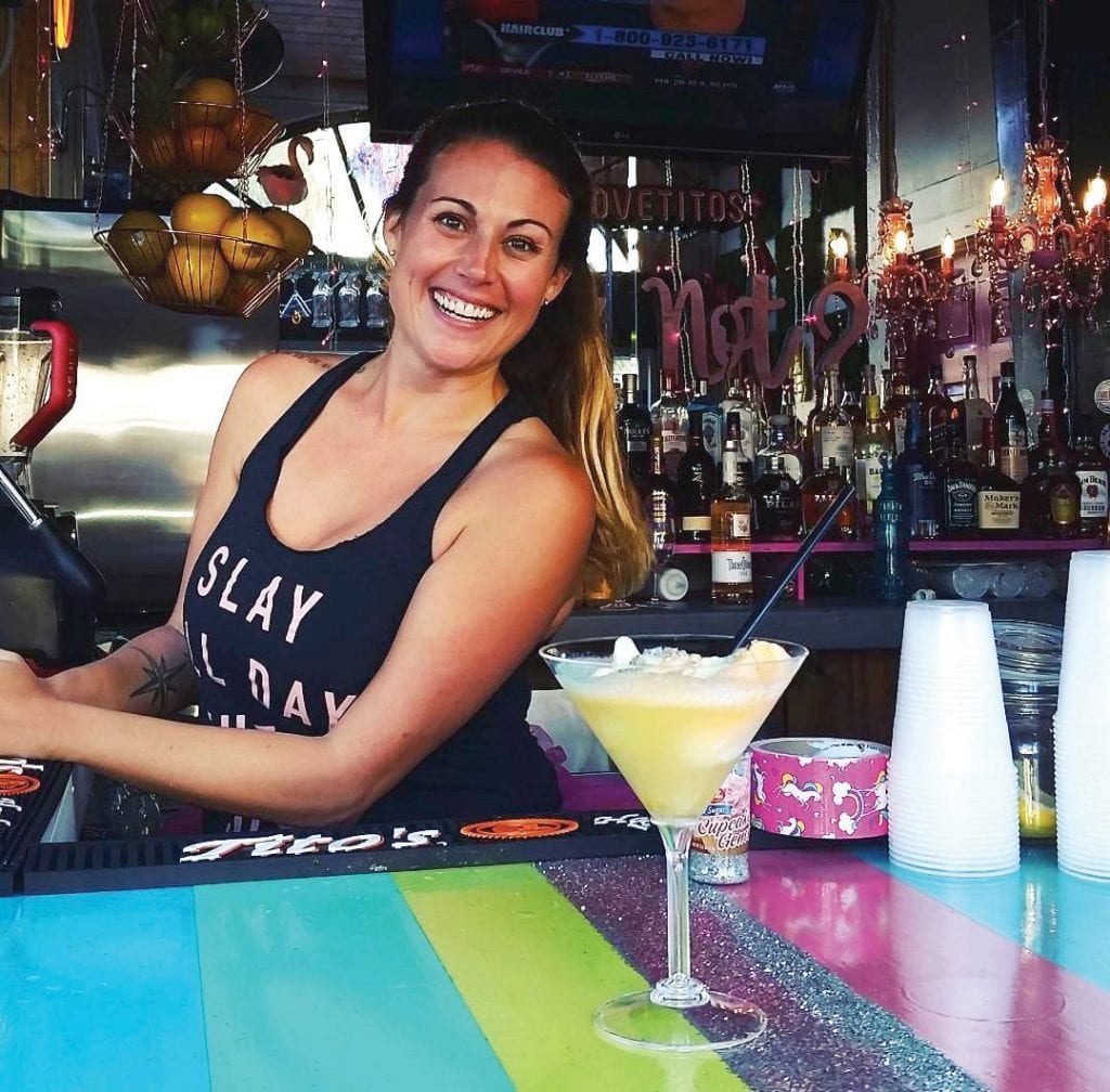 Jenn Stefanacci's dream of owning her own bar has come true at 22&Co. COURTESY PHOTOS