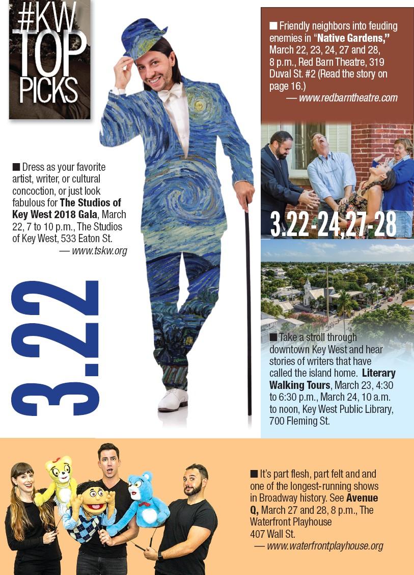 KEY WEST CALENDAR OF EVENTS | Key West Florida Weekly | Key West News