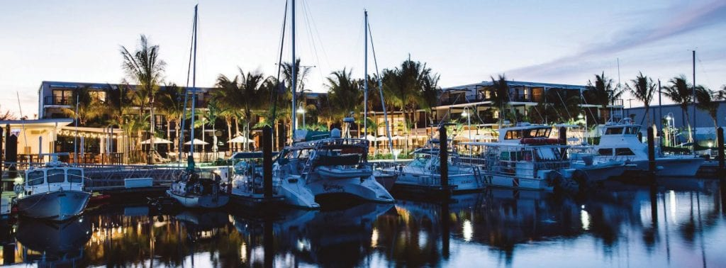 The Stock Island Marina and the Perry Hotel are main venues for the festival