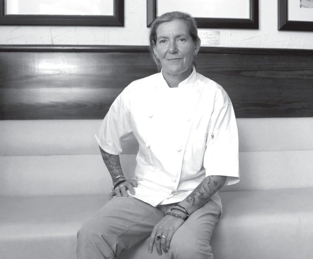 Chef Martha Hubbard