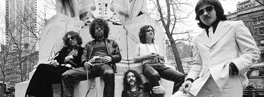 Blue Oyster Cult back in the day. COURTESY PHOTO