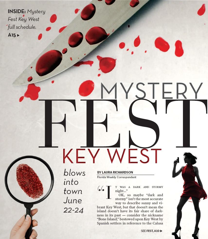 MYSTERY FEST KEY WEST | Key West Florida Weekly | Key West News