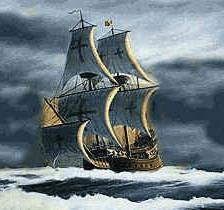 The Spanish galleon Nuestra Senora de Atocha. COURTESY PHOTO