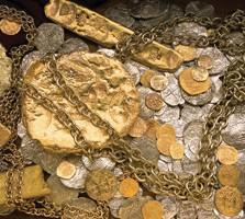 The Atocha treasure.