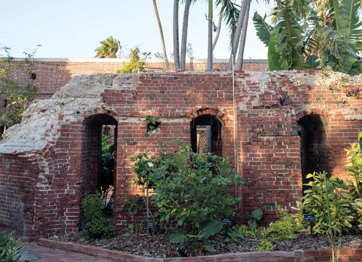 Fort West Martello. COURTESY PHOTO