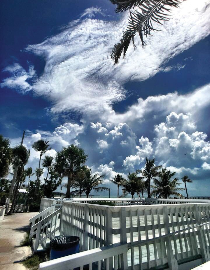 Got a great Key West photo? Share it with everyone. Send your images to okillian@floridaweekly.com. Tell us where you're from and where you shot the photo. BY MARTHA HUBBARD