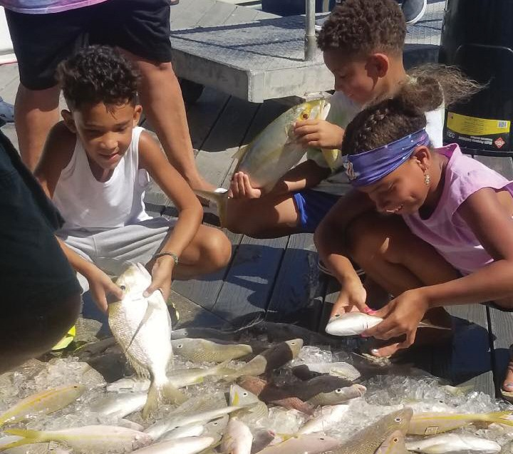 ¦ Gulfstream Fishing Key West: Another successful day of making smiles. — Gulfstream Fishing Key West 1801 N. Roosevelt Blvd., Key West 305-296-8494 www.gulfstreamkeywest.com