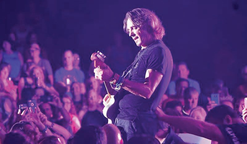 """Rick Springfield will be performing songs from his new album """"The Snake King."""" LUCY APPLE / COURTESY PHOTO"""
