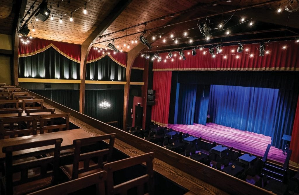 The Key West Theater hosts Stand Up & Scream at 8 p.m. Saturday, Sept 15. COURTESY PHOTO