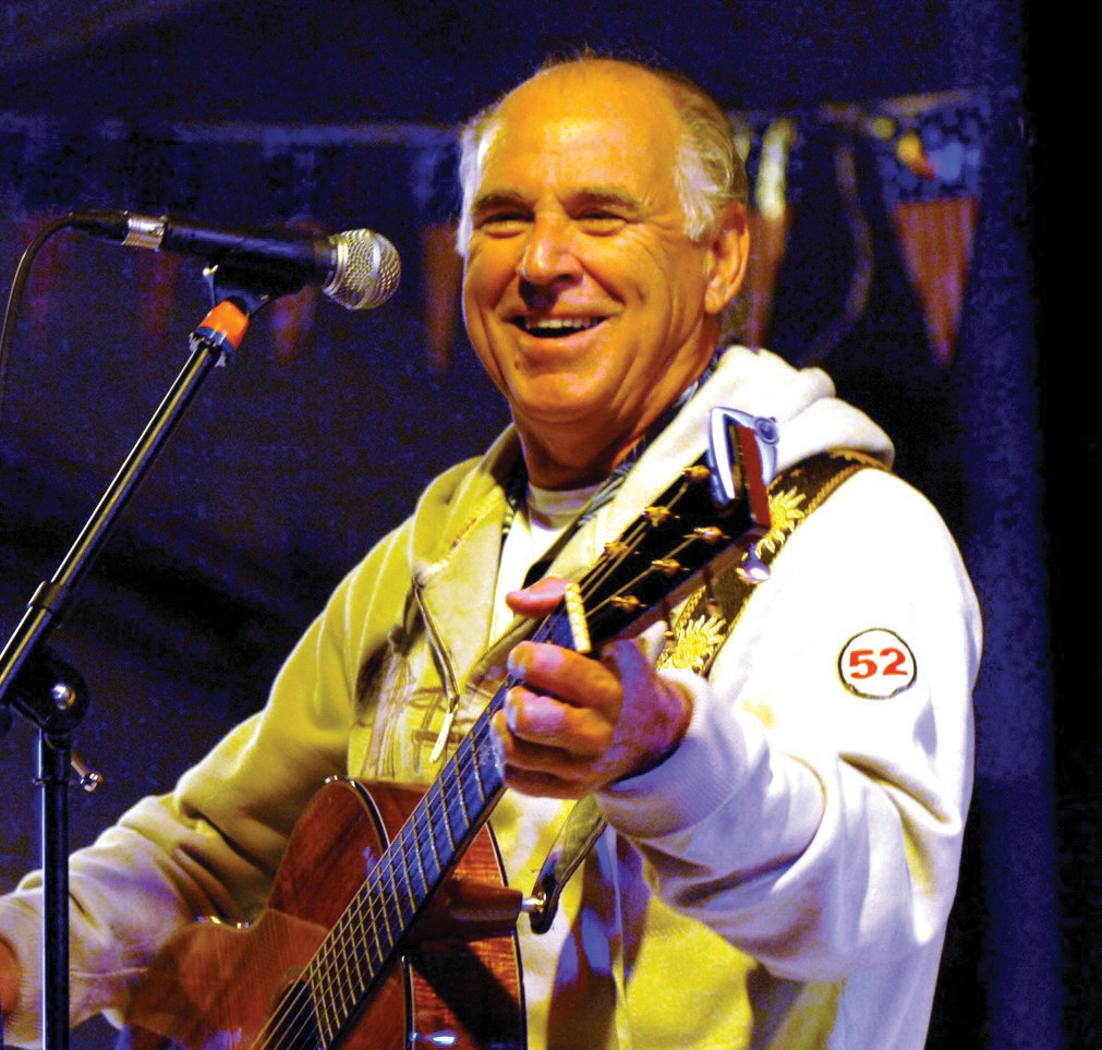 Jimmy Buffett's music is the inspiration for the Meeeting of the Minds. COURTESY PHOTO