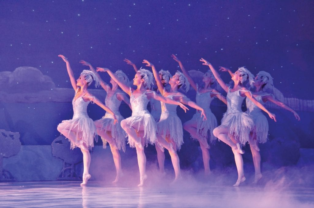 """Friday, Dec. 7, marks the beginning of this year's """"Nutcracker Key West,"""" a tropical spin on the classic ballet that is produced biennially by the tireless Joyce Stahl. COURTESY PHOTO"""