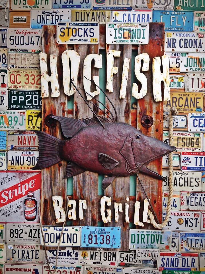 Hogfish Bar & Grill is a Stock Island favorite.