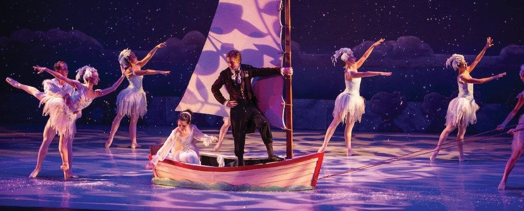 The Key West Nutcracker employs local Conch Republic-inspired costumes and staging. COURTESY PHOTO