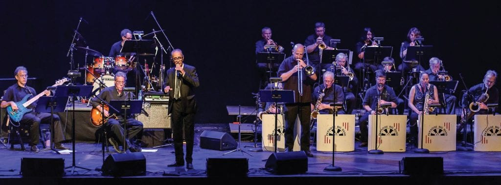 The Paradise Big Band is a yearly Tennessee Williams Theatre staple. COURTESY PHOTO