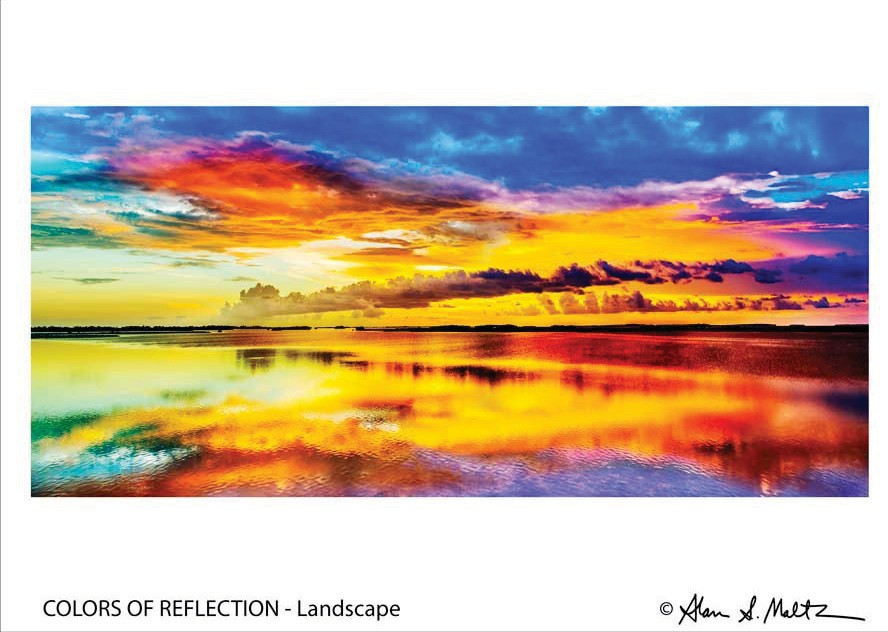 """Colors of Reflection"""
