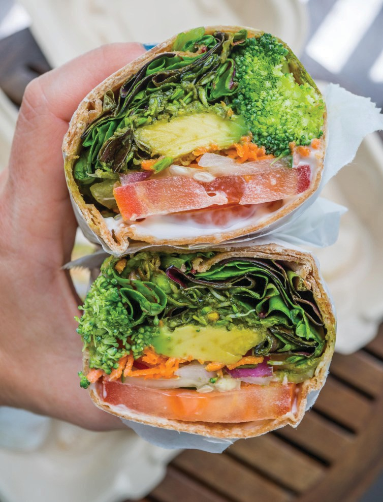 Date & Thyme is a grab-and-go micro-market dedicated to making takeout seem like a pious choice.