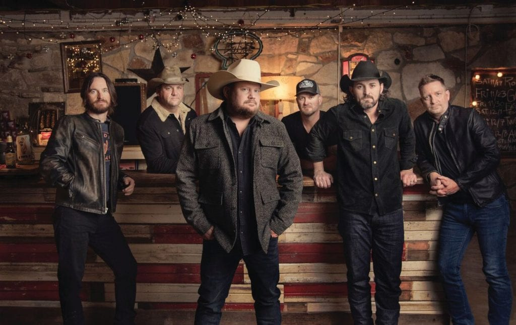Randy Rogers Band. COURTESY PHOTO