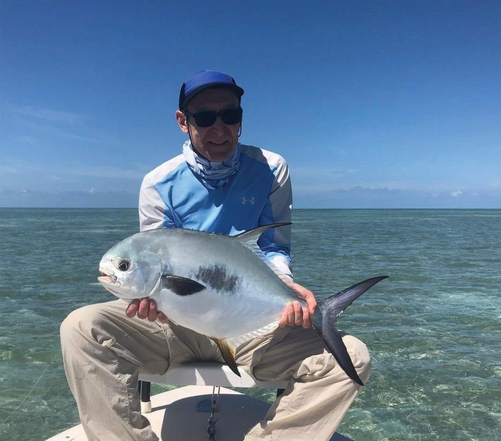 ¦ Capt. Eric Ryan: Some great fishing going on here! — Eric Ryan Fishing Hurricane Hole Marina, 5130 U.S. Hwy 1, Key West 248-921-5558 m.me/flatsfishingthekeys