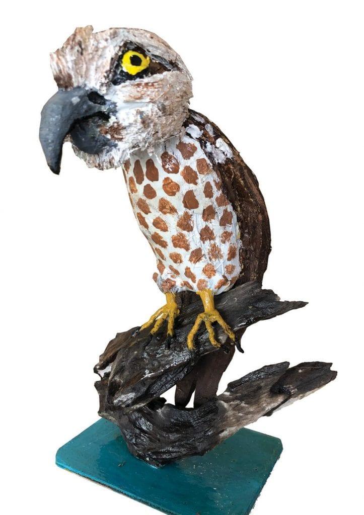 Owl by Kerry Hoeppner