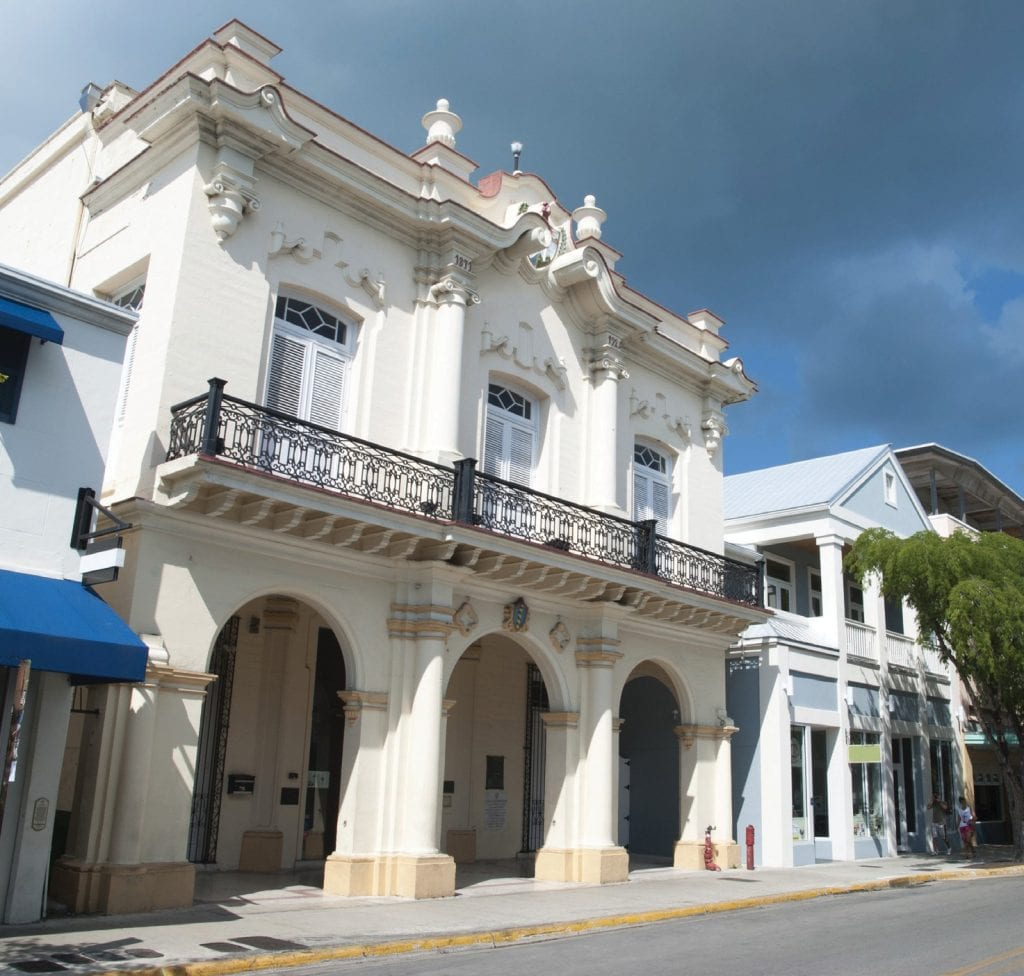 San Carlos Institute in Key West