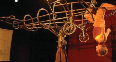 Air Heart at Fringe Theater