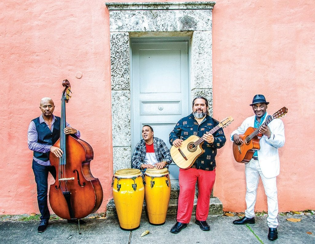Cortadito plays The Studios of Key West on April 20.