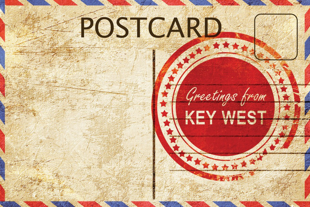 """Postcards are like windows into the past, windows that convey glimpses of particular places, times, emotions and sentiments."" — Cori Convertito, Ph. D., Curator, Key West Art & Historical Society"