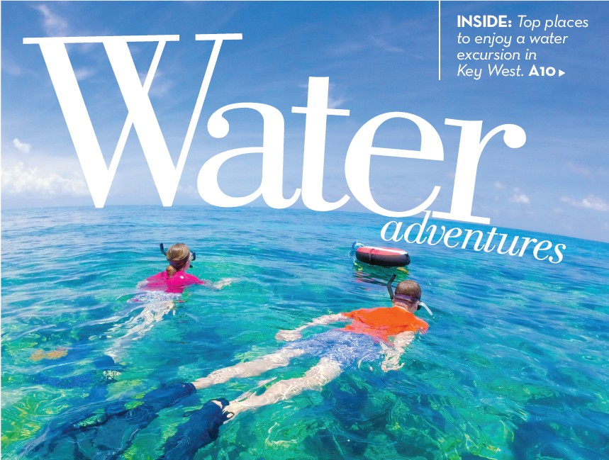 Thanks to its unique location at the confluence of the Gulf of Mexico and the Atlantic Ocean, the waters off Key West offer some of the country's best aquatic adventures.
