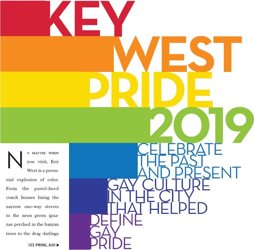 KEY WEST PRIDE 2019 | Key West Florida Weekly | Key West News