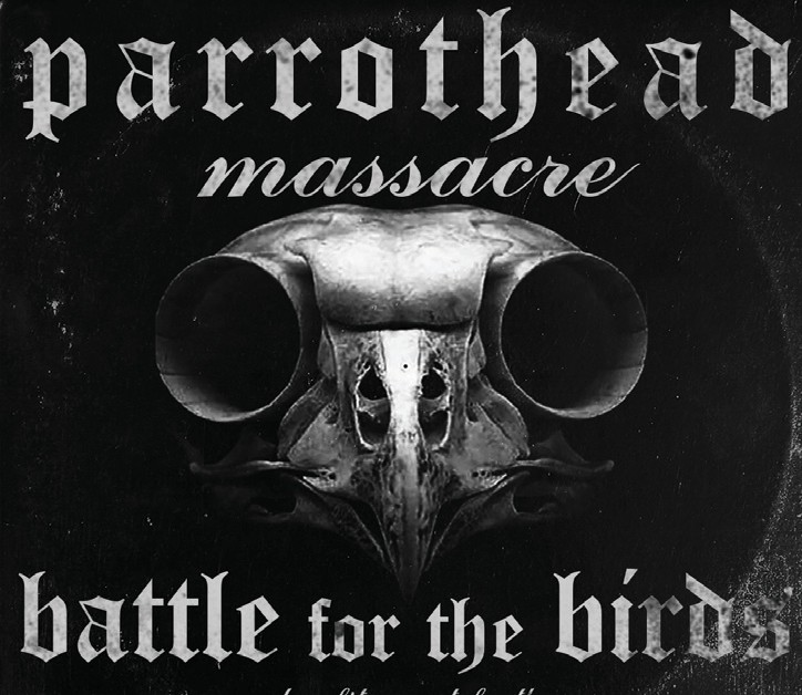 Parrothead Massacre's heavy metal oeuvre includes covers of bands like Metallica, Nirvana, Red Hot Chili Peppers, Buck Cherry, Danzig and Black Sabbath. COURTESY PHOTOS