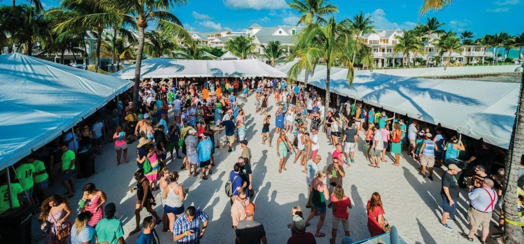 Saturday's Signature Tasting Festival always attracts a thirsty crowd. COURTESY PHOTO