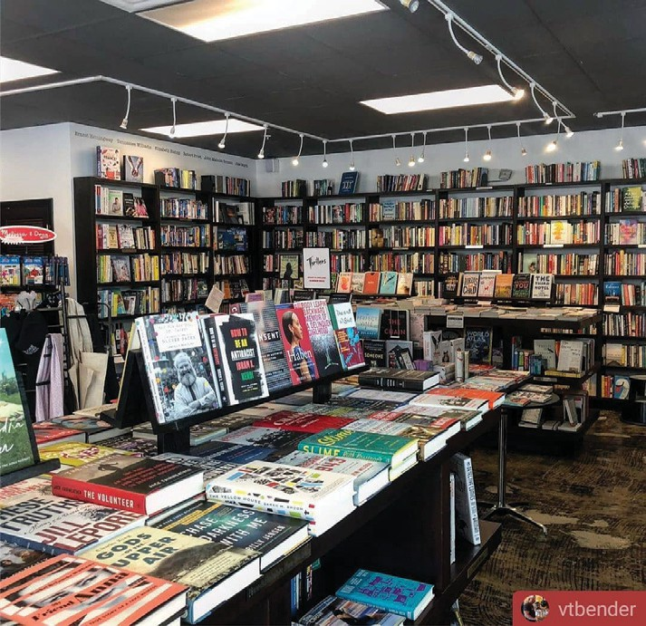 Books & Books resides on the bottom floor of The Studios of Key West. COURTESY PHOTO