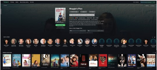 Look for your favorite movie by heading to Reelgood.com, and it will tell you where to stream it. REELGOOD.COM