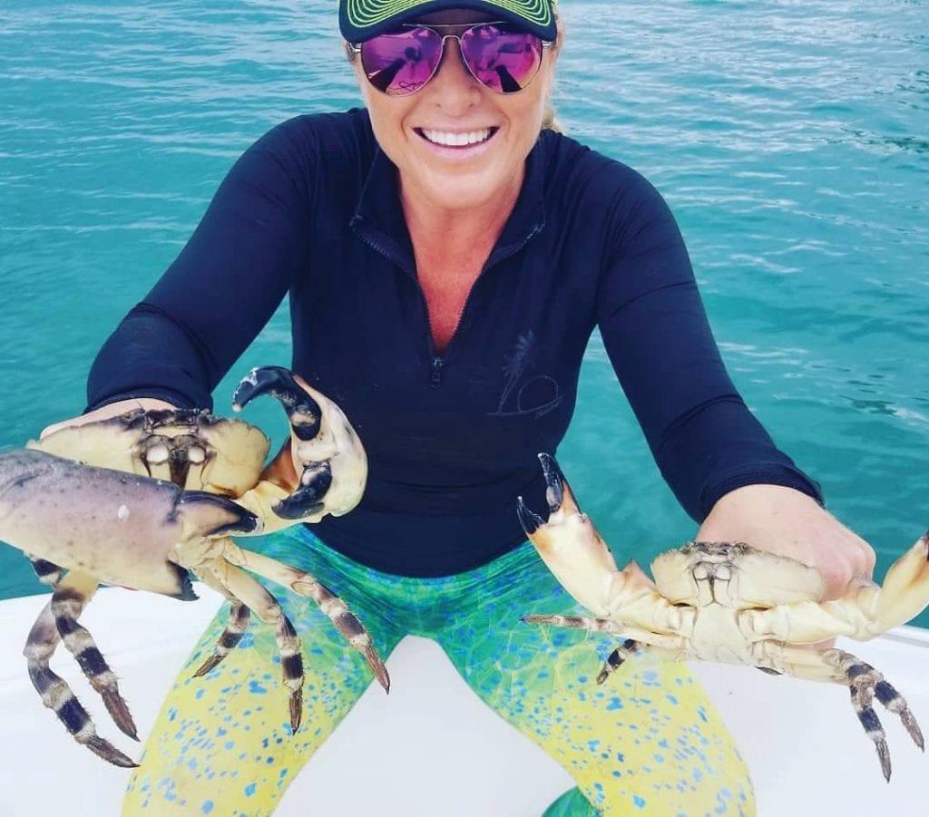 ¦ Fish'N'Chicks Charters Key West: Dinner. — Fish'N'Chicks Charters Key West 1801 N. Roosevelt Blvd., Key West 904-420-3090 www.fishnchickskeywest.com