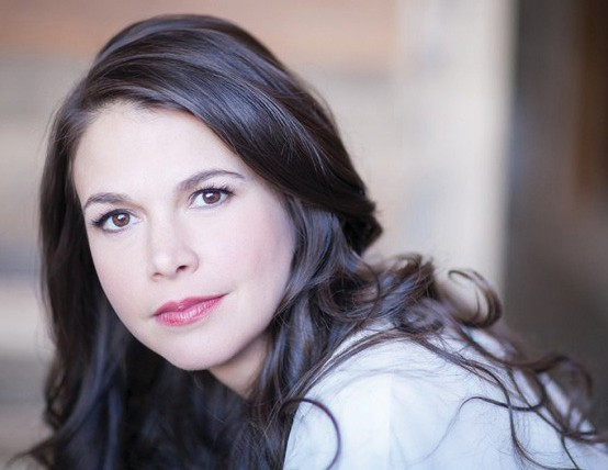 Sutton Foster comes to Tennessee Williams Theatre Dec. 5. COURTESY PHOTO