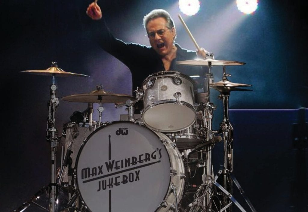 Max Weinberg's Jukebox, Dec. 1. Weinberg and his band perform rock and roll classics chosen by the audience in real time. Doors open at 7 p.m., show at 8 p.m., Key West Theater, 512 Eaton St., www.thekeywesttheater.com COURTESY PHOTO