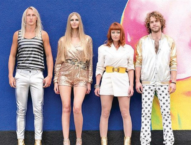 Abbarama, Feb. 7, doors open at 7 p.m., show at 8 p.m., Key West Theater, 512 Eaton St. Abbarama creates its own modern pop sound around the classic and timeless Swedish ABBA songs.