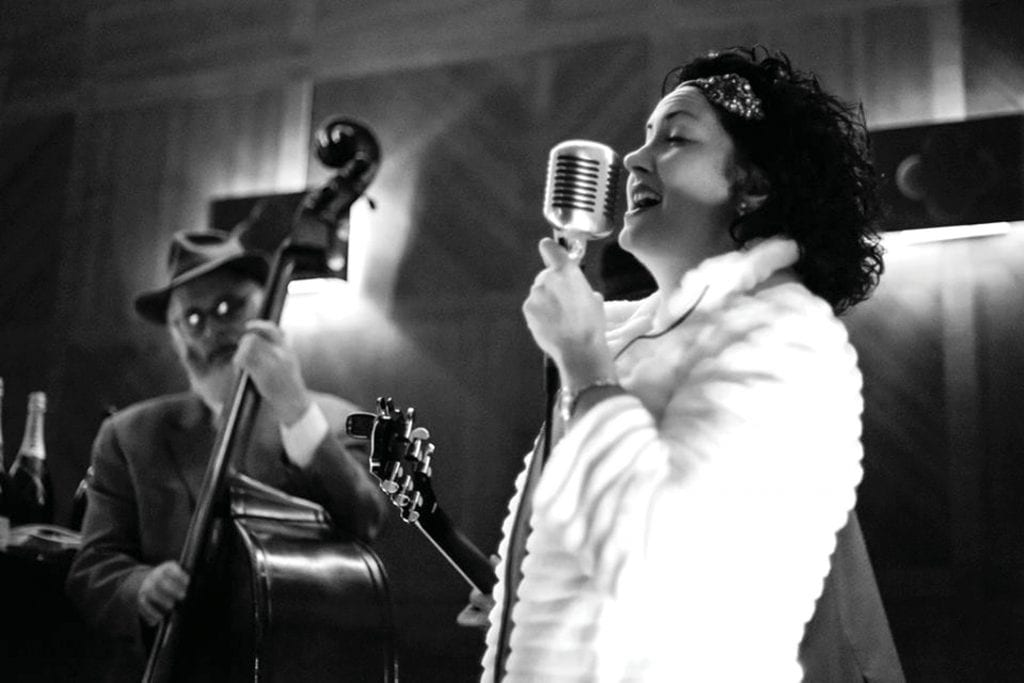 Le style de Mme O'Grady est un mélange de jazz, de blues, de folk et d'américain. RICHARD J. VELASCO / PHOTO DE COURTOISIE