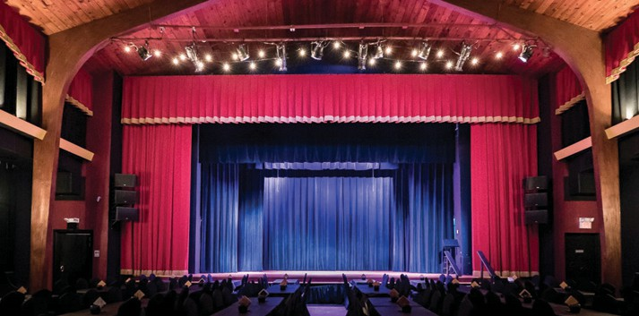 The Key West Theater hosts a variety of shows, from plays and local musicians to big name national acts. COURTESY PHOTOS