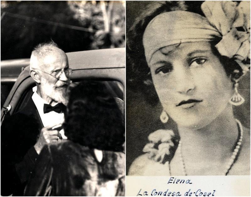 Carl Tanzler and Maria Elena Milagro de Hoyos. FLORIDA KEYS PUBLIC LIBRARY