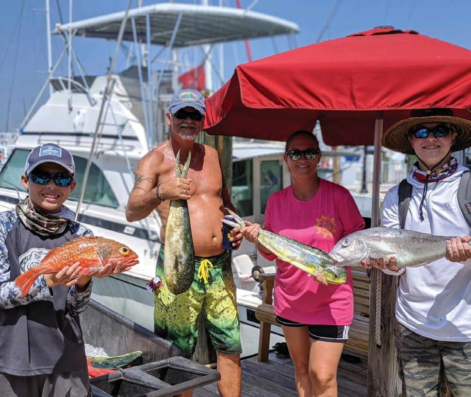 ¦ FishMonster Charters: What did the Reel Deal catch today, FishMonster? — FishMonster Charters 700 Front St., Key West 305-432-0046 www.fishmonstercharters.com