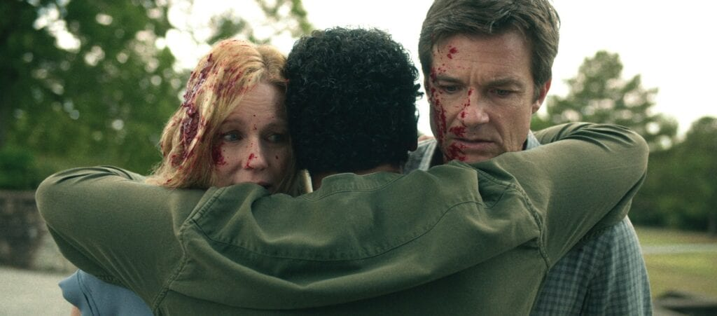 """If you are watching Jason Bateman and Laura Linney in the Netflix series """"Ozark"""" right now, you are not alone. NETFLIX IMAGE"""